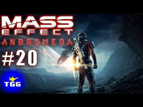 Mass Effect Andromeda - Part 20 - SINGULARITY IS AWESOME