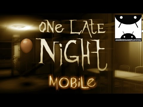 One Late Night: Mobile Android GamePlay Trailer  Black Curtain Studio
