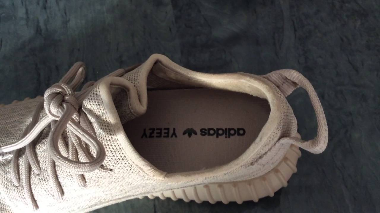 617a6e3637a9 Oxford tan Yeezy replica best quality - YouTube