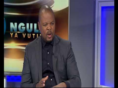 Ngula Ya Vutivi - SOPA Limpopo, 08 February 2018