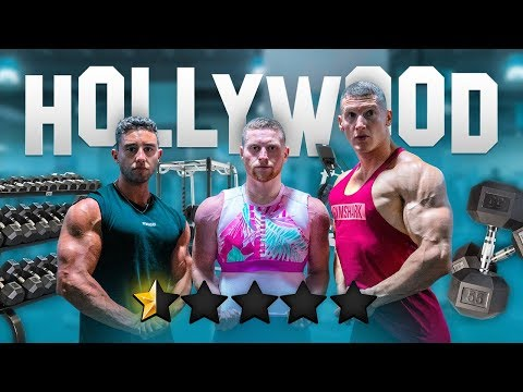 I Went To The WORST Reviewed Gym In Los Angeles