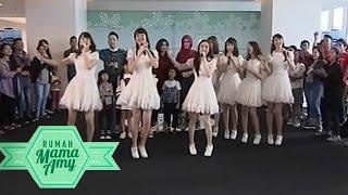 Nyanyi Bareng JKT48, Romaria, Lifia  - Rumah Mama Amy (29/11)