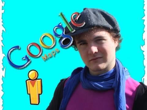Google STREET VIEW Parodie