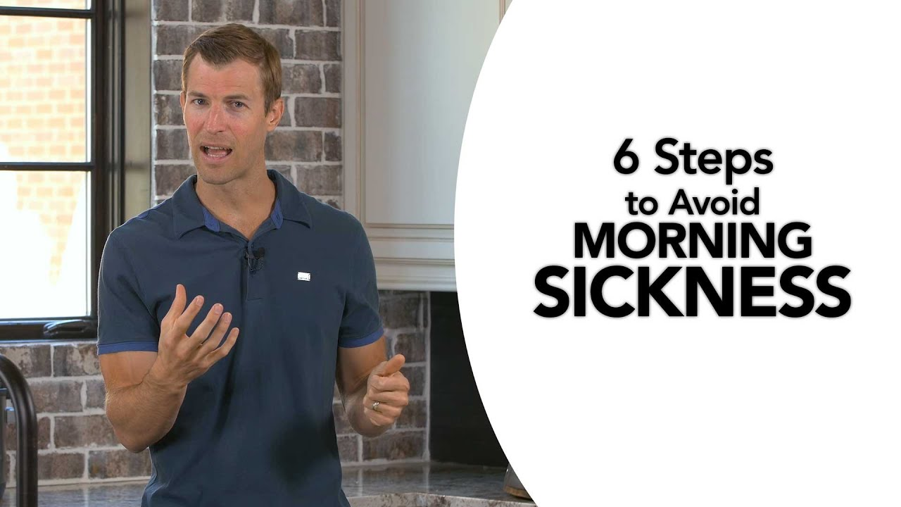 6 Steps to Avoid Morning Sickness