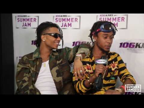 Rae Sremmurd Details Night w/ Groupie in Bed, Talks Beyonce & Rihanna