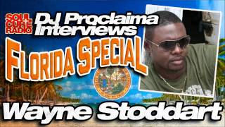 Gospel Reggae Special DJ Proclaima speaks to Wayne Stoddart on the Gospel Reggae Takeover Show