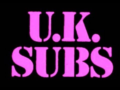 UK Subs @ 100 Club - 14.01.17 (Full Set)
