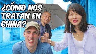 OCCIDENTALES EN CHINA: ¿cómo nos tratan?