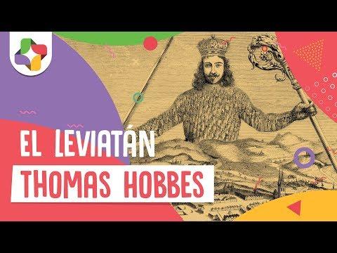 El Leviatán - Thomas Hobbes - Educatina|