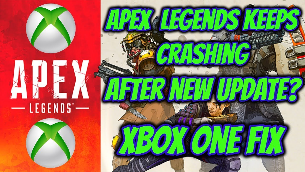 Apex Legends Not Working After New Update*XBOX ONE FIX*