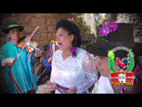 TORIL  VALERIA ZEA - PERLA DE PUJAS VILCASHUAMAN  (Tema  Quillincha) FULL HD 2016