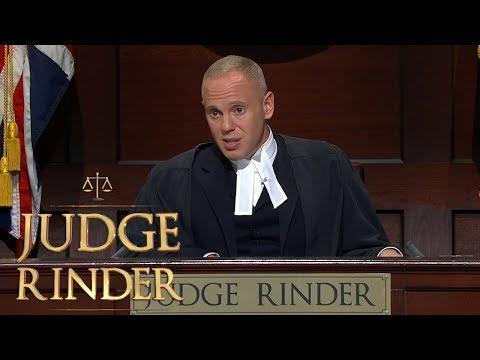 Courtroom Applauds Judge Rinder's Ruling   Judge Rinder