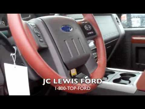 2012 ford f 350 super duty king ranch from jc lewis ford in savannah ga youtube. Black Bedroom Furniture Sets. Home Design Ideas