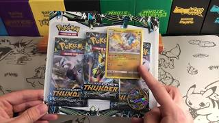 LOST THUNDER ALTARIA THREE PACK BLISTER OPENING