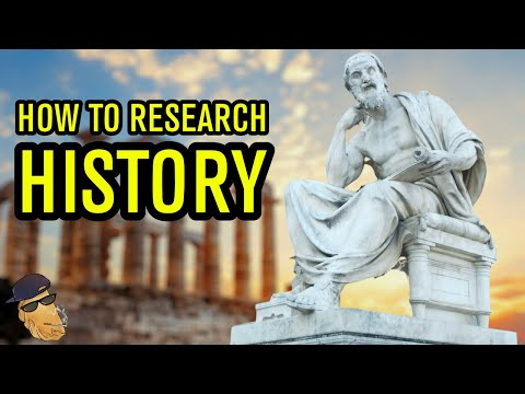 How To Research History: A Guide to Doing It Properly