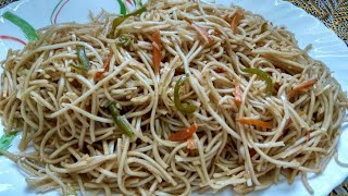 Veg Hakka Noodles Recipe | Chings Hakka Noodles Masala | Ramzan Special Recipes