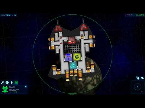 Cosmoteer Let's Play l Part 1