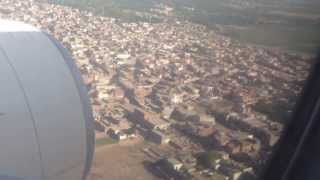 PIA Boeing 777-300 Flight PK733 Landing At Lahore Airport