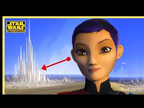 Sabine On Lothal - After Star Wars Rebels - Season 5? - Sabine Wren Compilation