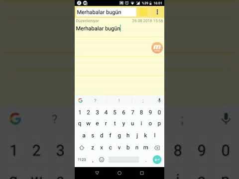 Müzik indirme programi  (Android icin)