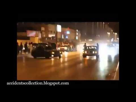 аварии Машин на дороге