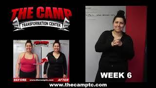 Modesto Weight Loss Fitness 6 Week Challenge Results - Kaelynn Neesan
