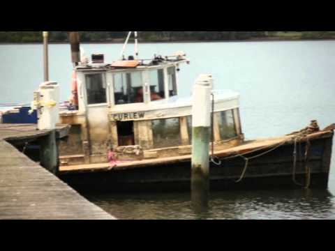 Saving our maritime heritage. CURLEW, THE WOODEN FERRY NEEDS HELP!