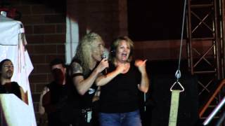 Twisted Sister Live- I Wanna Rock (Burlington Iowa