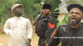 A day chief decided to deal with the senior brother - carrot officers (Chief Imo Comedy)