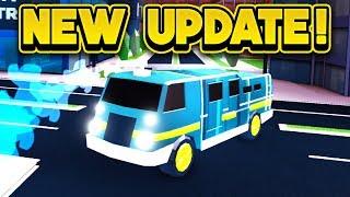NEUE SAISON 2 UPDATE! (ROBLOX Jailbreak)