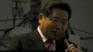 【中川秀直】1029三軒茶屋「おっかない顔でテレビに出ている中川です。」 中川秀直 検索動画 20