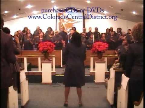 Glory - Colorado Central District COGIC Choir