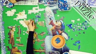 40.320 Pieces Ravensburger | World largest Puzzle | Fantasia