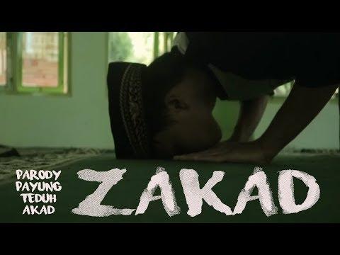 ZAKAD (Parody Payung Teduh - Akad)