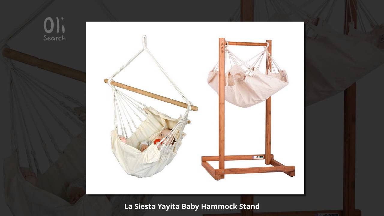 Medium image of baby hammock stands review and  parison   ebay amazon highstreet amazonas yayita   youtube