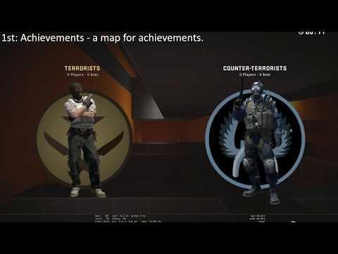 CS:GO - How to farm achievements [TUTORIAL] thumbnail