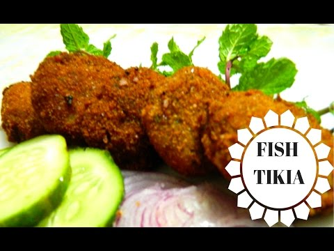 Fish Tikiya Recipe / Fish Tikka Recipe