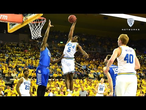 Highlights: UCLA men's basketball down No.1 Kentucky in thriller