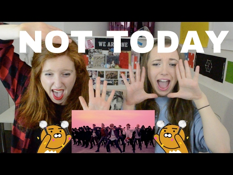 BTS (방탄소년단) - NOT TODAY MV REACTION