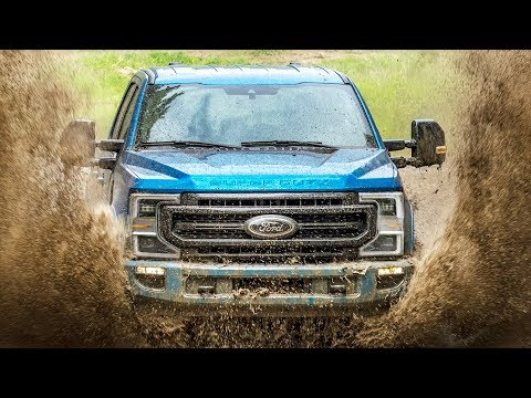 2020 Ford F-Series Super Duty Tremor Off-Road Package - Off Road Driving, Towing & Performance
