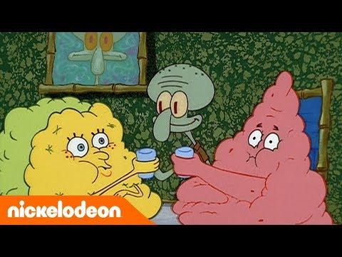 SpongeBob SquarePants | Cinta Tetangga 2 | Nickelodeon Bahasa