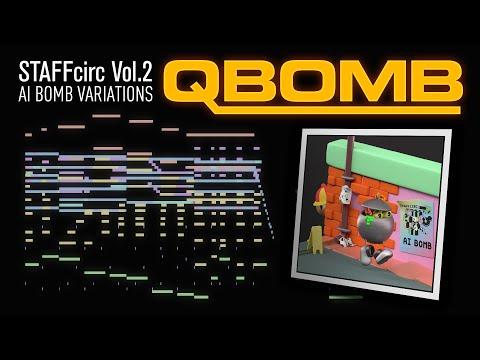 Tony Thai - Qbomb (from: STAFFcirc Vol. 2 - AI Bomb Variations)