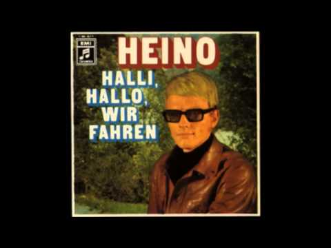 Heino - Vom Barette schwankt die Feder