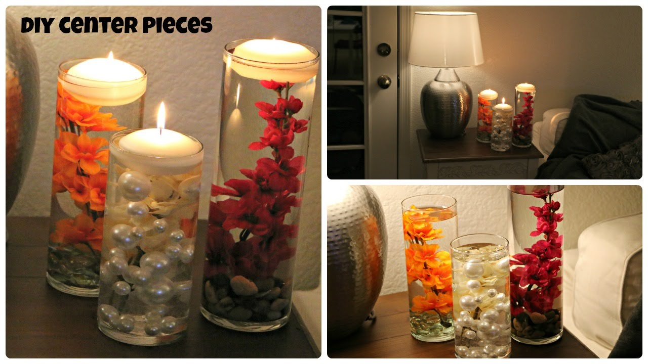 Diy vase centerpieces laxmi jakkal easy affordable