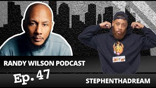 """Episode 47:  StephenthaDream Host of """"This, That, & The Third Interview Series"""""""