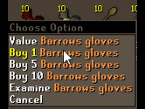 OSRS Hardcore Ironman Ep  #6 Barrows Gloves Rank 22