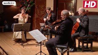 Cuarteto Casals - String quartet No. 15 in G Major - Schubert