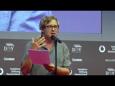 Poetry Slam Mit Nicolas Schmidt, Preisträger Des Deutschen Lehrerpreises 2016