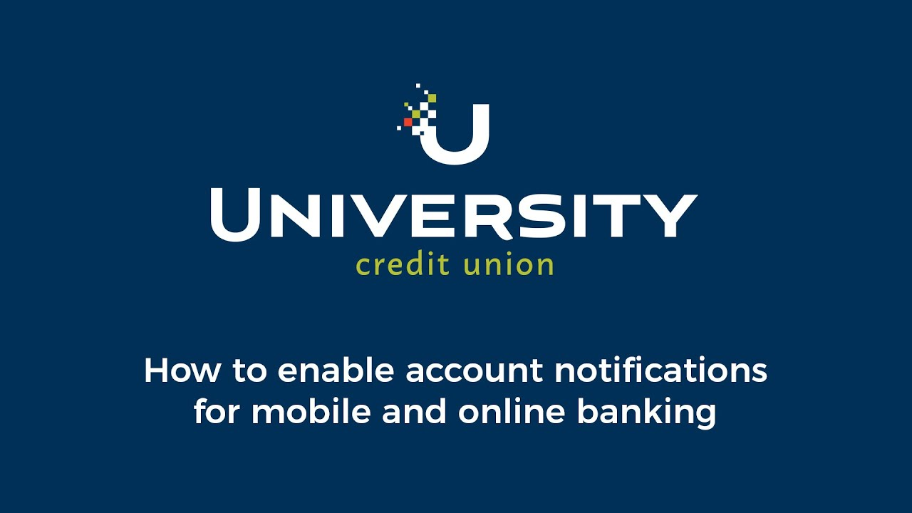 Online Banking Ca Credit Union University Credit Union