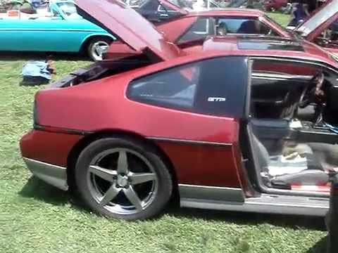 1987 pontiac fiero gt 3800 it 39 s supercharged youtube. Black Bedroom Furniture Sets. Home Design Ideas